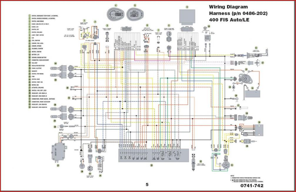 Arctic Cat Repair Diagrams | Wiring Diagram on