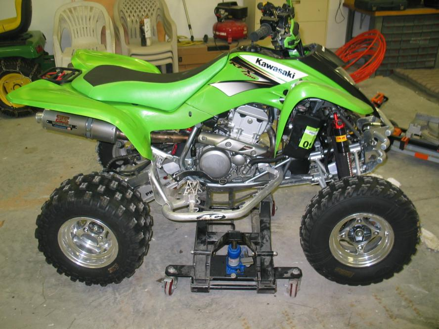 Kawasaki Kfx 400 Loaded And Priced For Quick Sale Mn