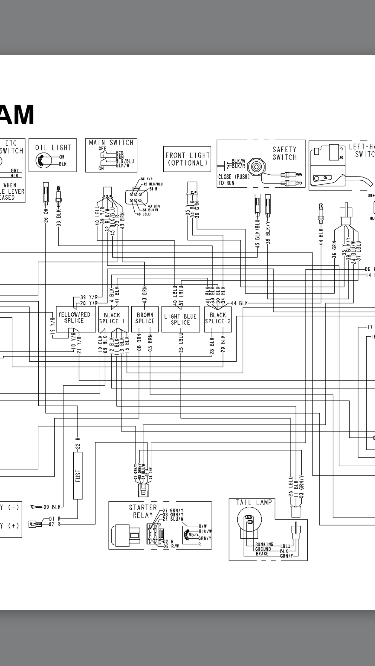 Brett Aqualine Bl50 Wiring Diagram