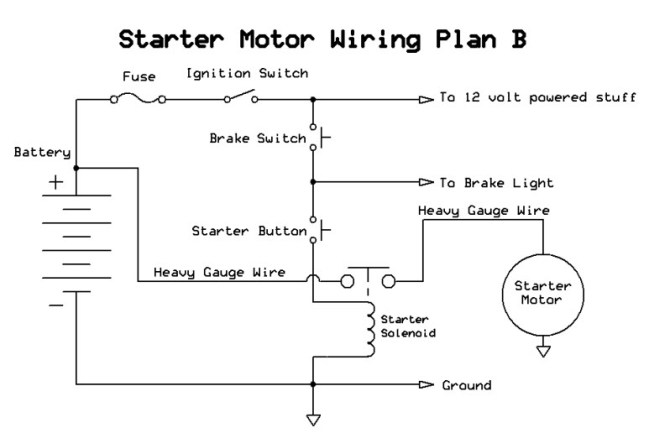 diagram chinese 50cc four wheeler ignition wiring diagram