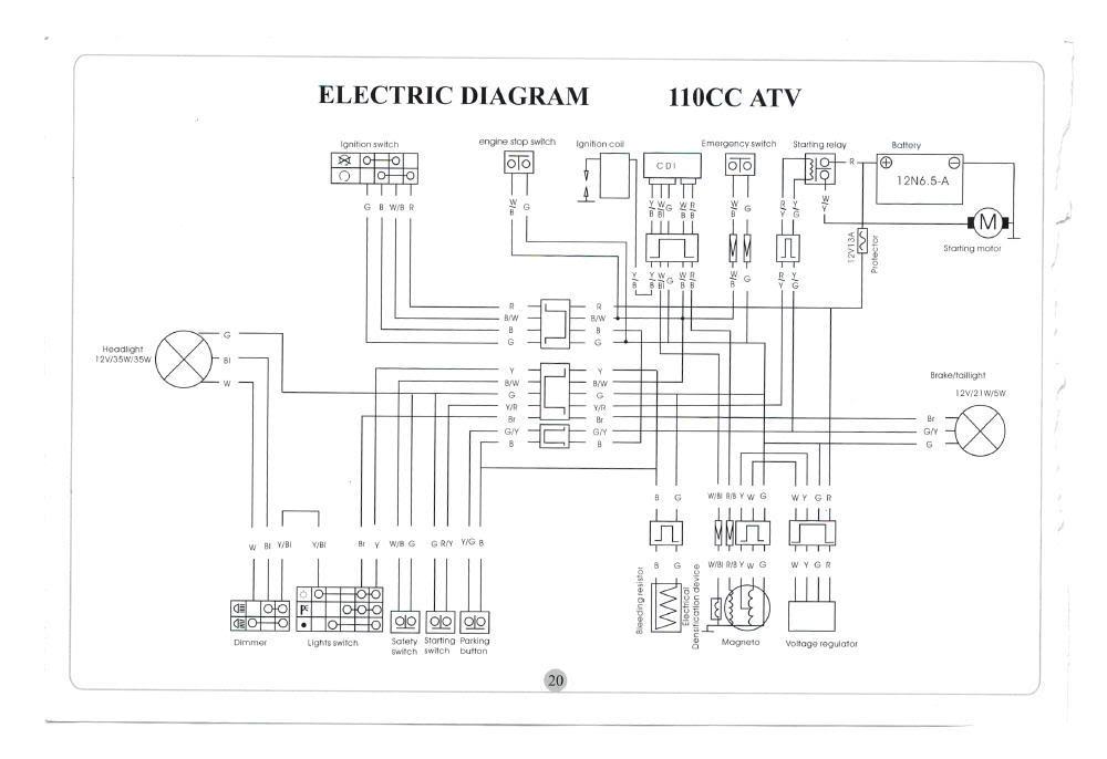 250 jianshe wiring diagram electronic circuit diagrams