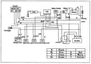 110 4 stroke wiring diagram wanted  Page 3