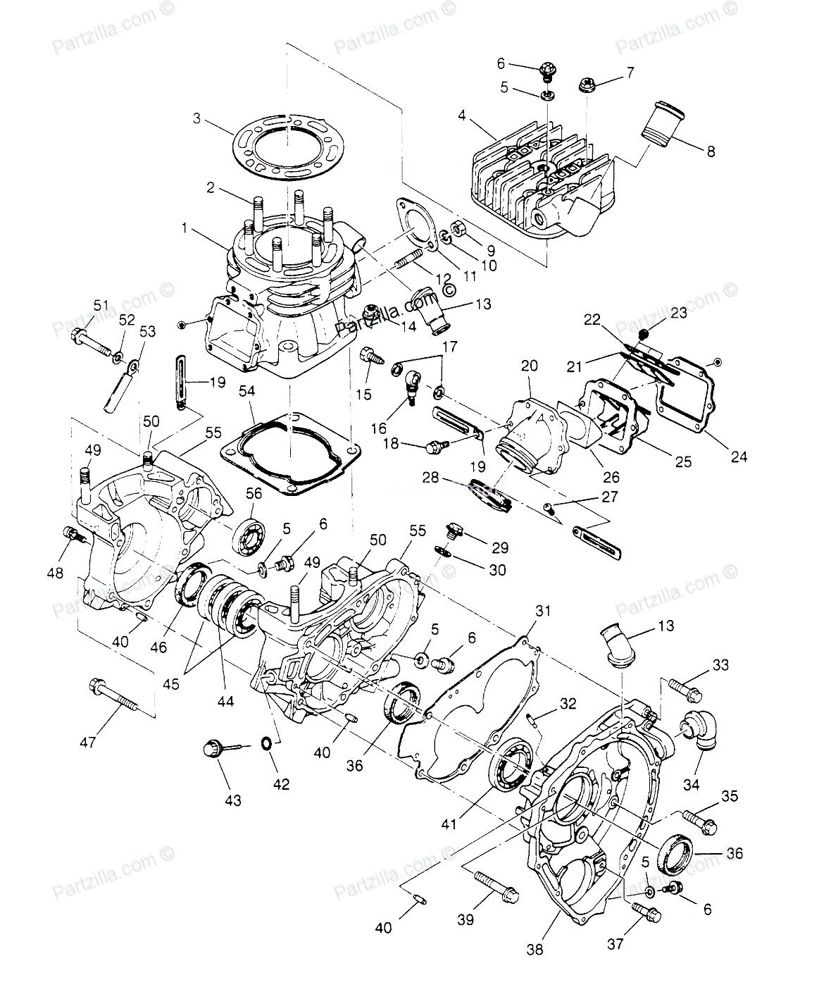 Scrambler 400 Oily Exhaust