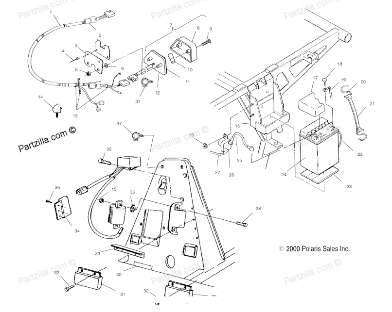 Magnum 325 Wiring Diagram See