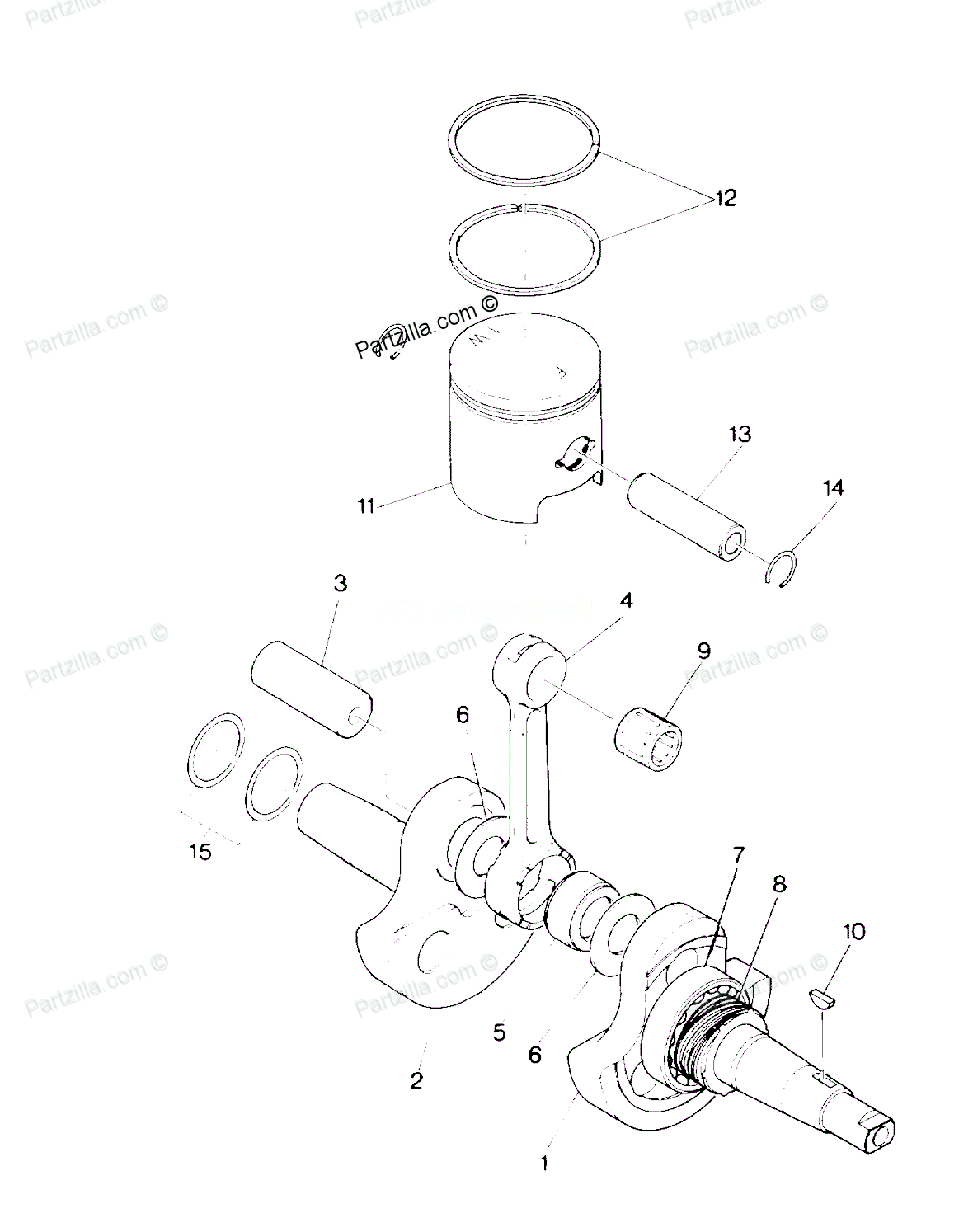 polaris 250 4x4