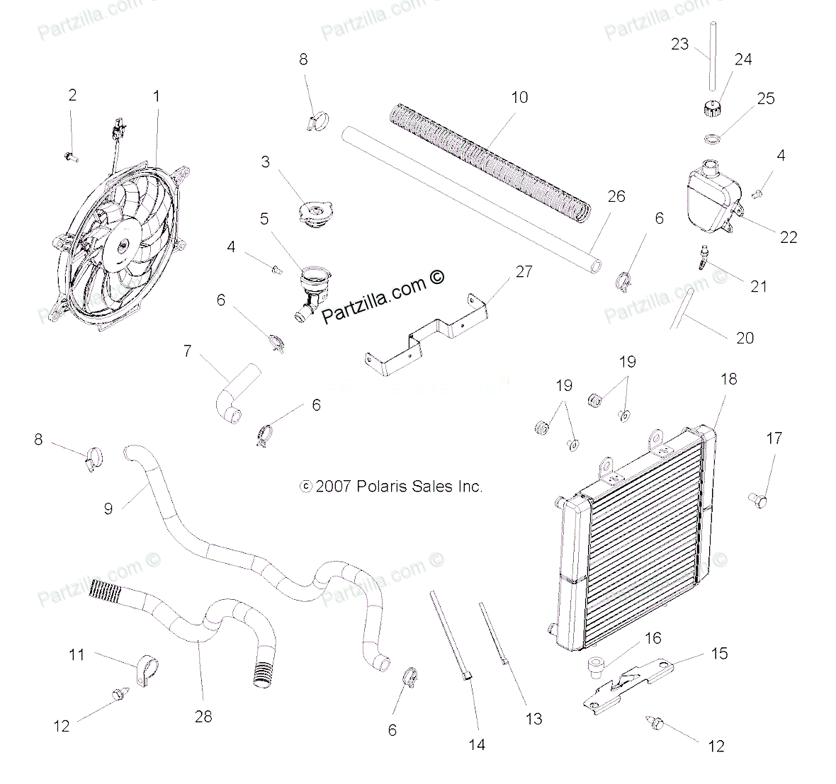 Polaris Atv Wiring Diagram Polaris Atv Repair