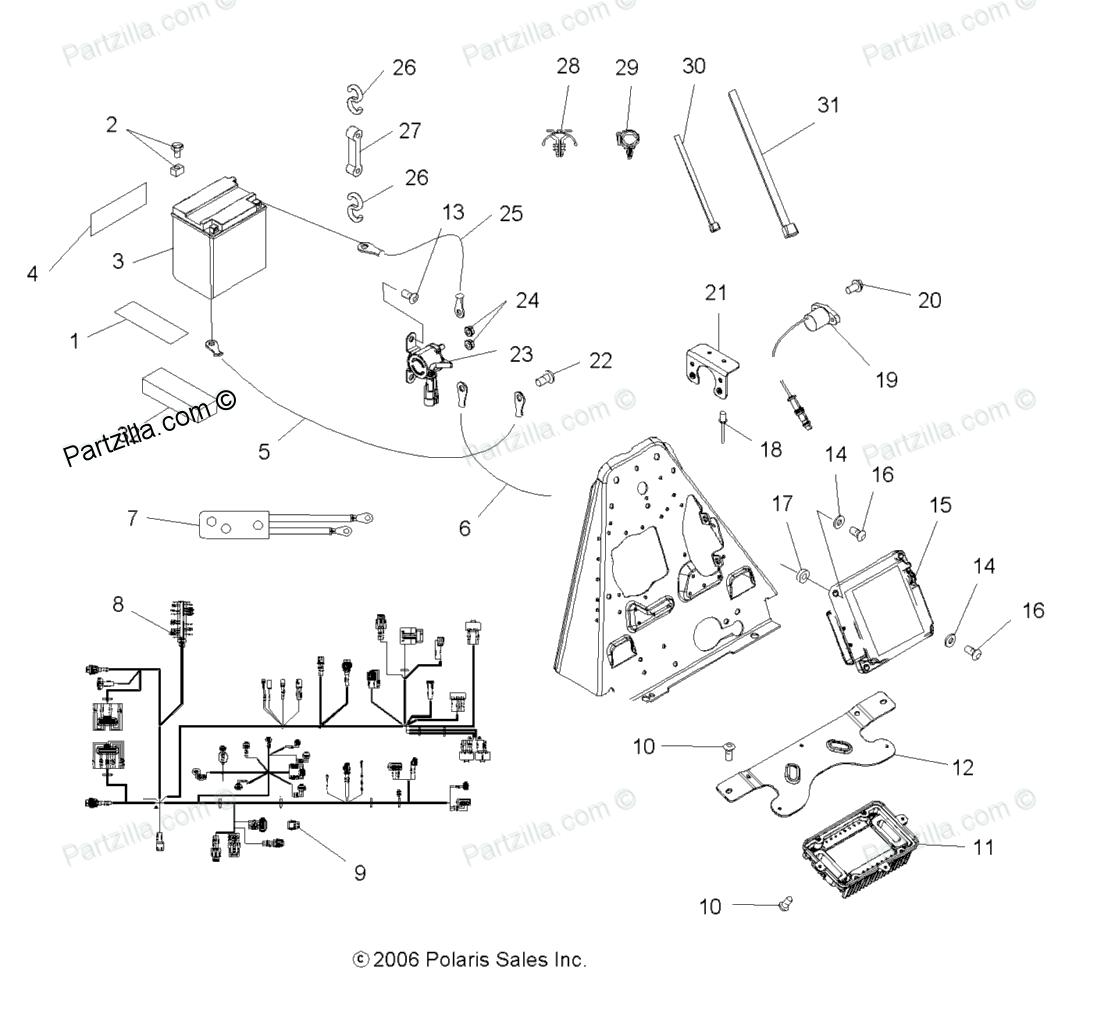 Polaris Sportsman 500 Parts Parts Wiring Diagram Images