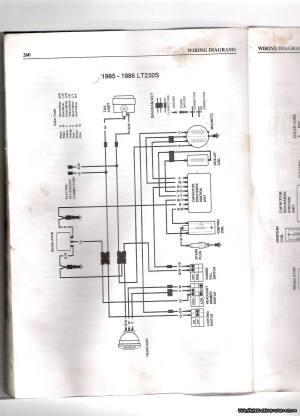 85 to 88 Suzuki LT230S Quadsport help  Page 1261