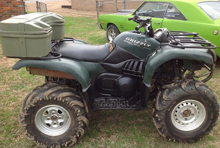 Weekly Used Atv Deal Find 2005 Yamaha Grizzly 660 4x4 On