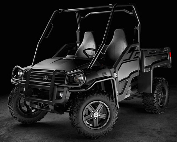Couple of John Deere Gators Getting Murdered Out for 2015