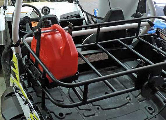 Hornet Outdoors Can Double Storage Capacity On Polaris