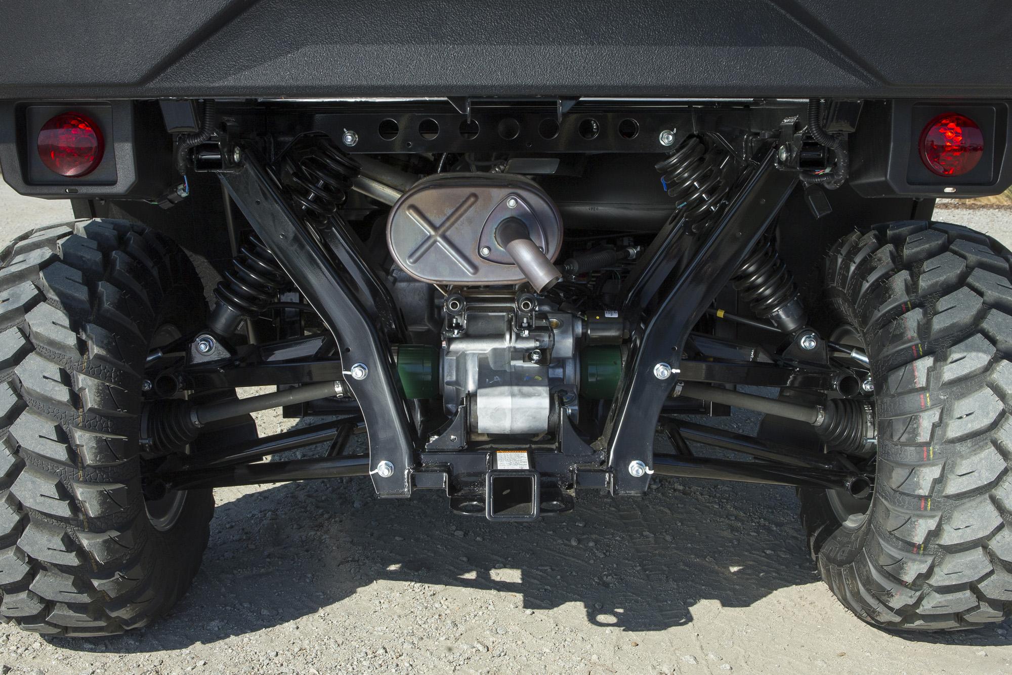 Kawasaki Mule Pro Fxt Ranch Edition 42