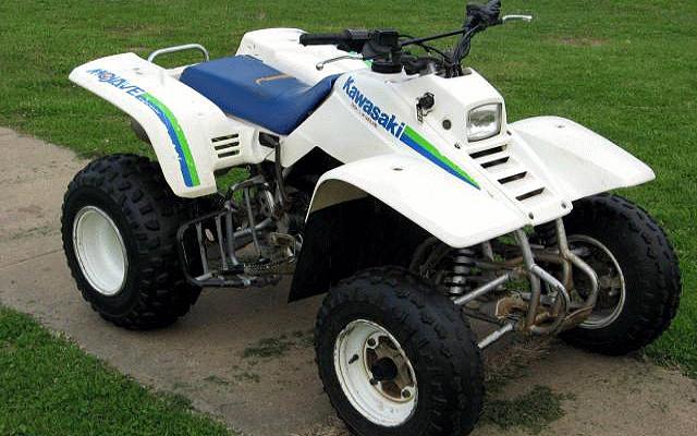 ask the editors mojave timing blues atvconnection com rh atvconnection com Kawasaki Prairie 360 Wiring-Diagram Kawasaki Mojave Carburetor