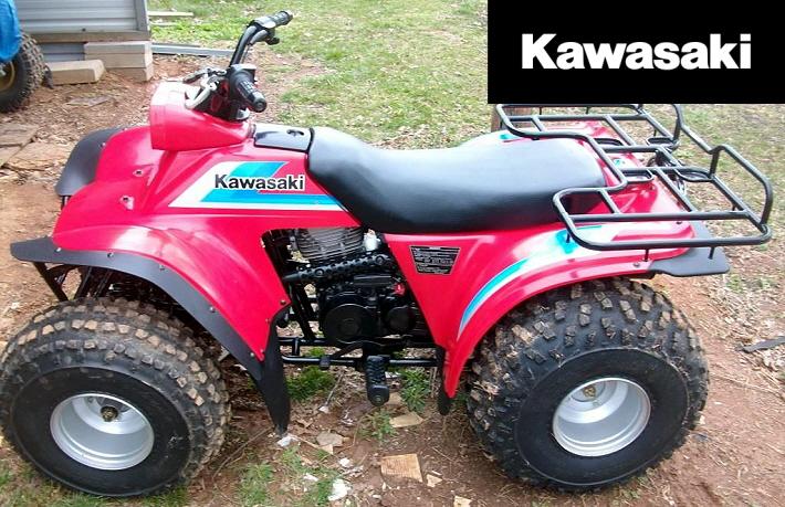 Kawasaki Presents Photos of the Week - ATVConnection.com
