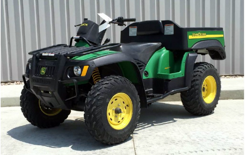 Ask The Editors Who Makes John Deere Atvs