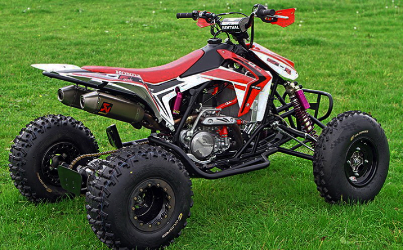 Ask The Editors Where Is The Fuel Injected Honda Trx450r