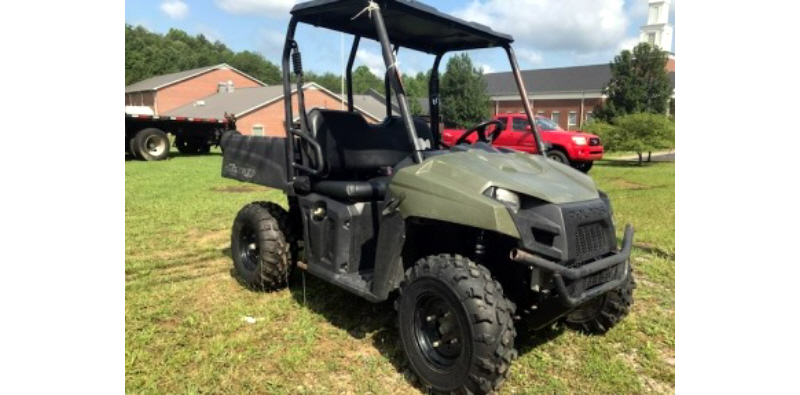 Weekly Used Atv Deal Polaris Ranger W Dump Bed