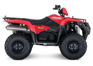 Suzuki Announces Additional 2016 ATV Models | ATV Illustrated