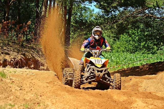 Basic ATV Cornering Techniques to have You Riding Like a Pro – ATV Man