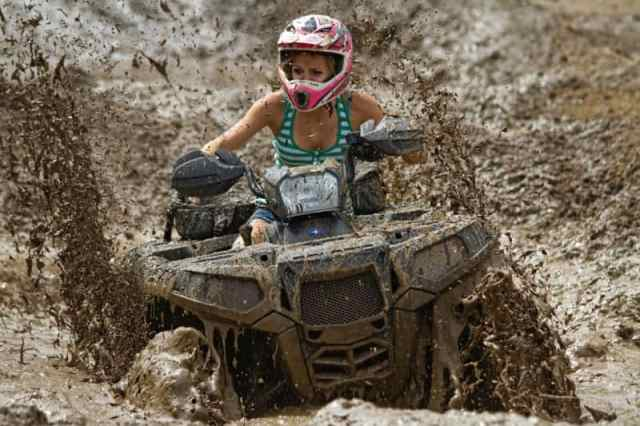 how to ride an atv