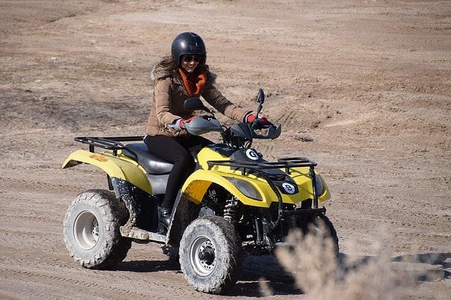 atv quad four wheeler utv