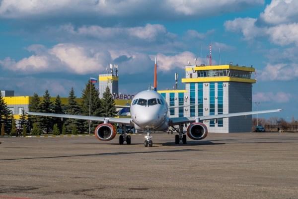 Опубликован летний режим работы аэропорта в Ставрополе ...