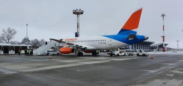 Новые направления полетов открыли в аэропорту Минвод ...