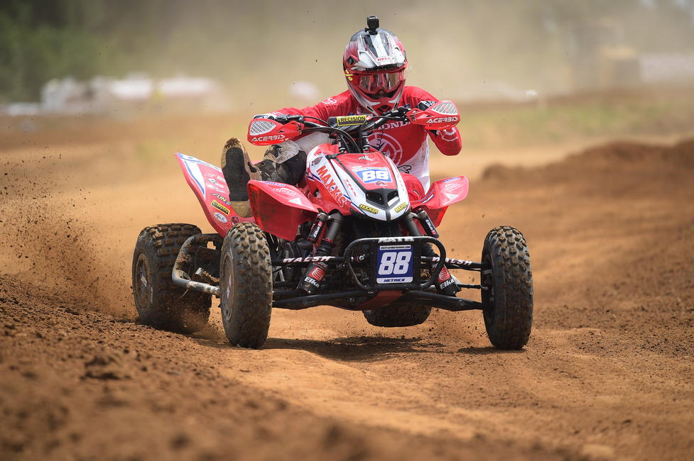 Joel Hetrick is aiming to earn another overall win this weekend in Tennessee.