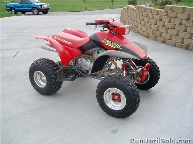 Honda 300ex For Sale