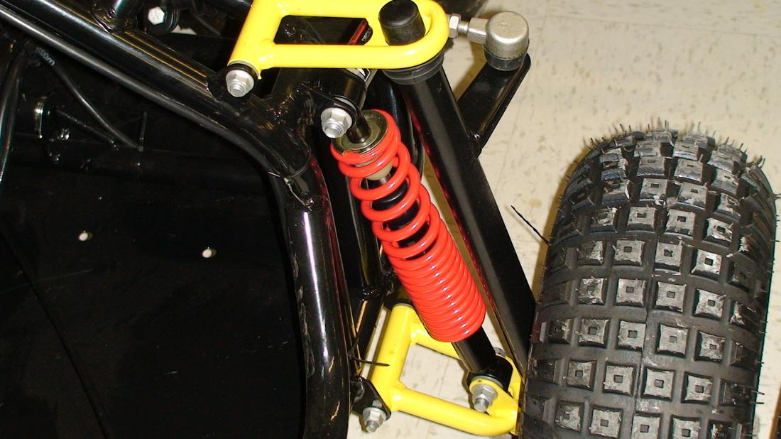 Black Widow Go Kart 136cc Lct Engine Or 169cc Subara