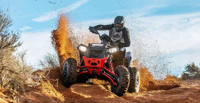 2021 Polaris Scrambler XP