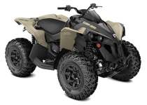 2021 Can Am Renegade 570 Review