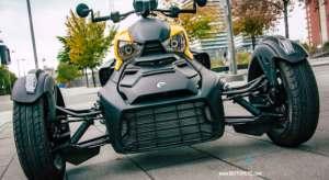 2021 Can Am Ryker 900