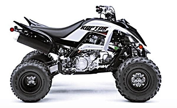 2021 Yamaha Raptor 700 Model
