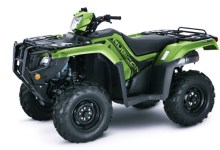2022 Fourtrax Foreman Rubicon DCT EPS Deluxe Colors