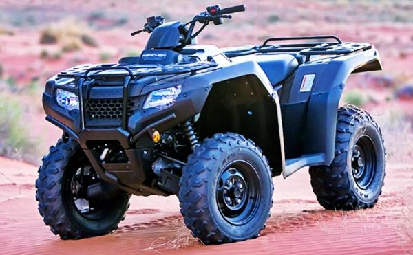 2022 Honda FourTrax Rancher ES Model