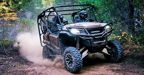 2022 Honda Pioneer 1000-5