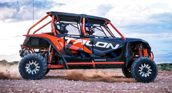 2022 Honda Talon 1000X Fox Live Valve Review
