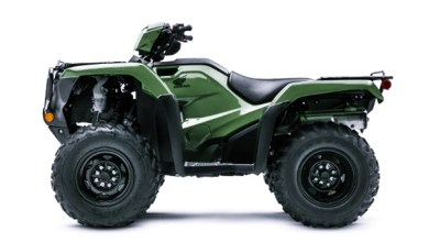 New 2022 Honda Fourtrax Foreman 4X4 Price, Features