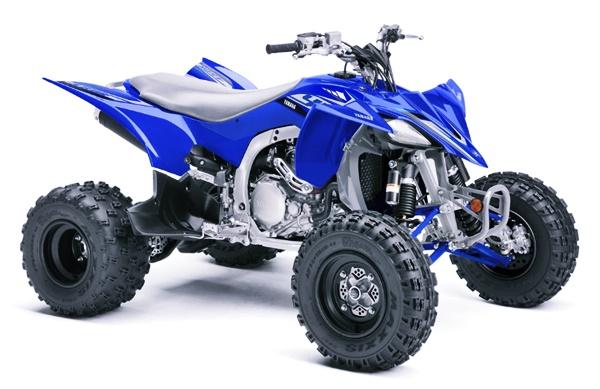 2021 Yamaha YFZ450R Features