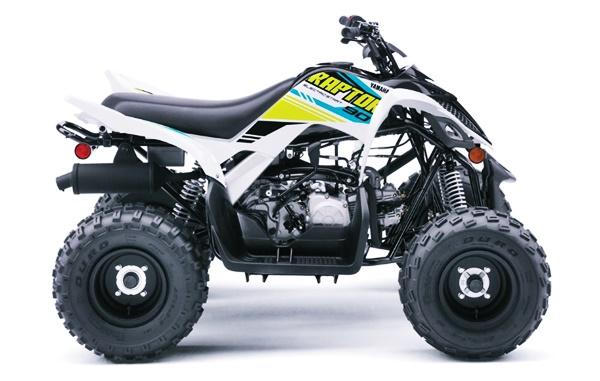 2022 Yamaha Raptor 90 Model