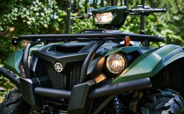 2022 Yamaha Kodiak 700 EPS SE Features