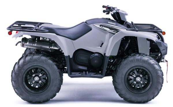 2021 Yamaha Kodiak 450 EPS SE Specifications