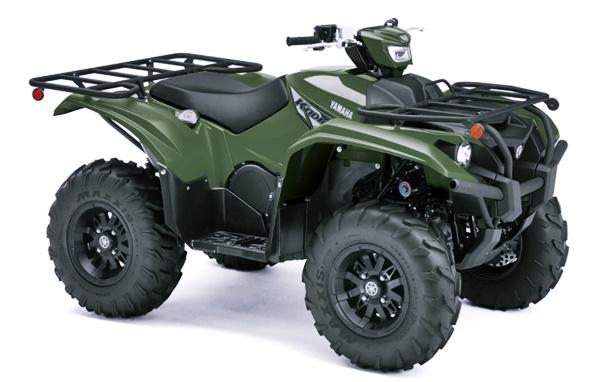 2021 Yamaha Kodiak 700 EPS USA Review