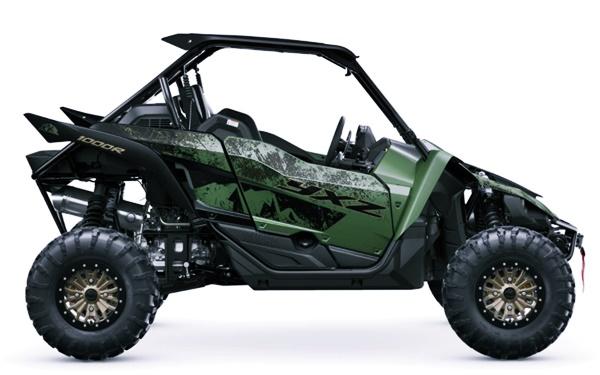 2021 Yamaha YXZ1000R SS XT-R Specifications
