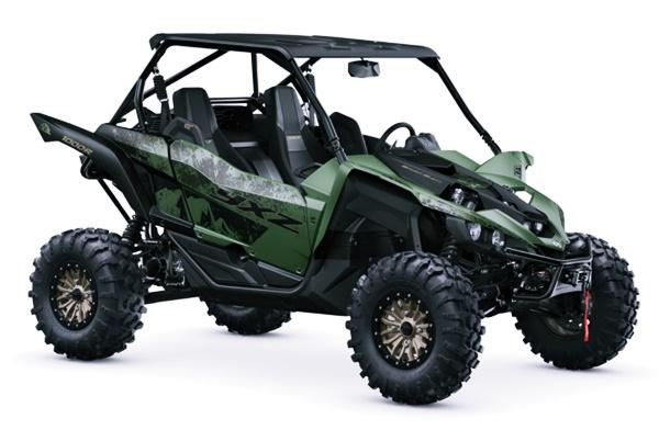 New 2021 Yamaha YXZ1000R SS XT-R Horsepower