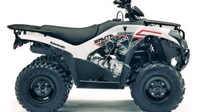 2021 Kawasaki Brute Force 300 Review