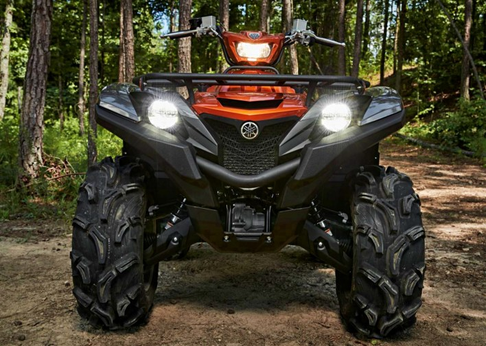 2022 Yamaha Grizzly EPS SE Specs