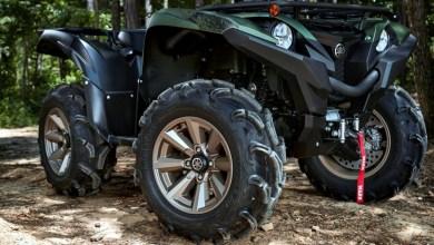 2022 Yamaha Grizzly EPS XT-R