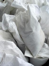 Pataka: sandbags after flooding #292